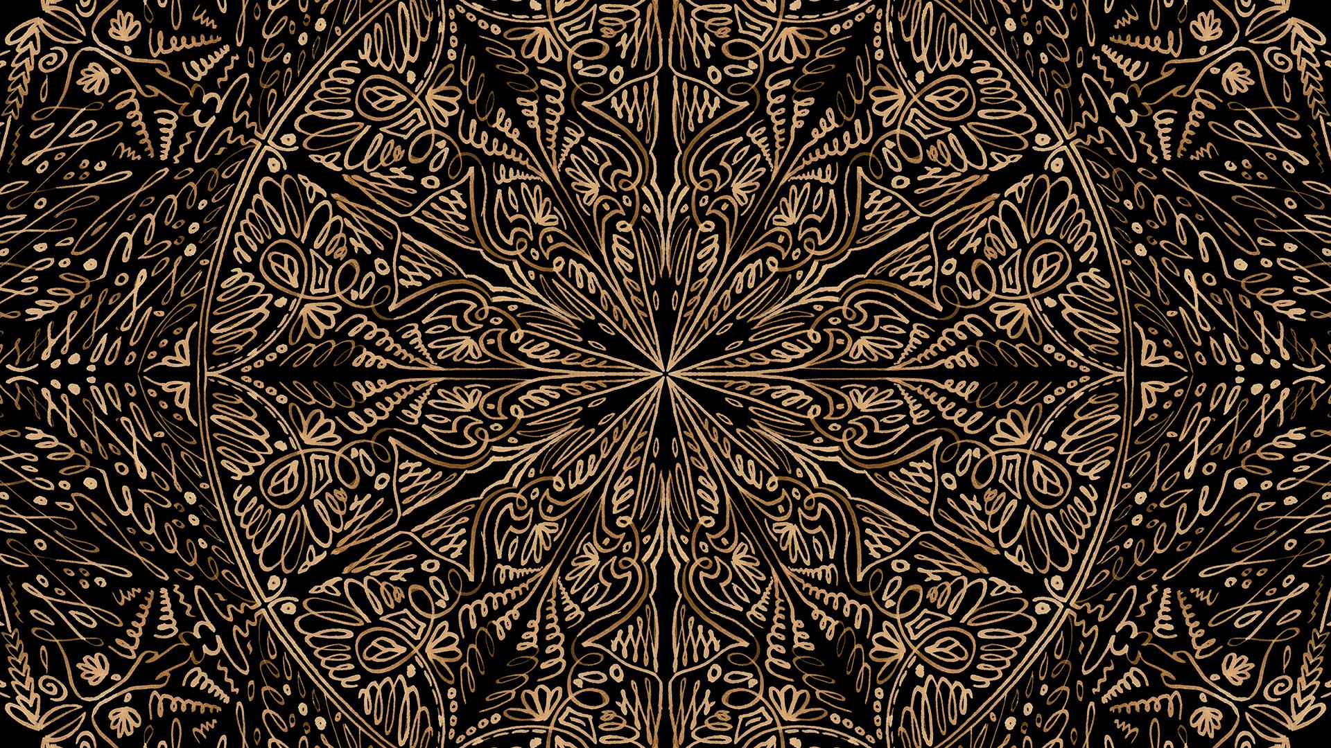 mandala dark