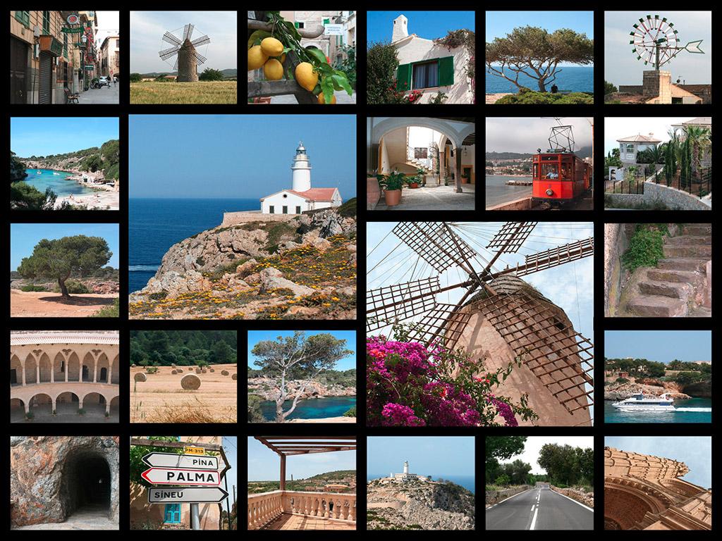 Mallorca mozaik