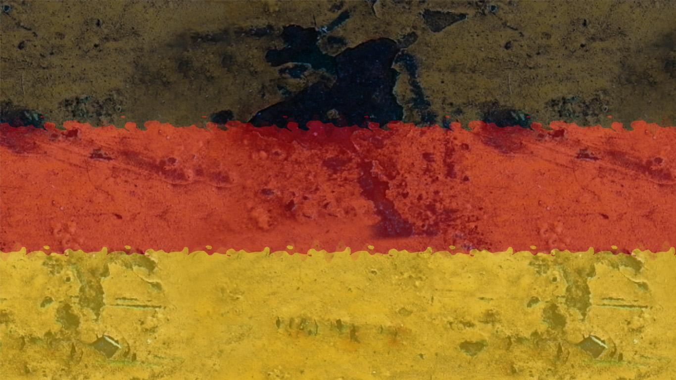 flagge deutschland 007 hintergrundbild. Black Bedroom Furniture Sets. Home Design Ideas