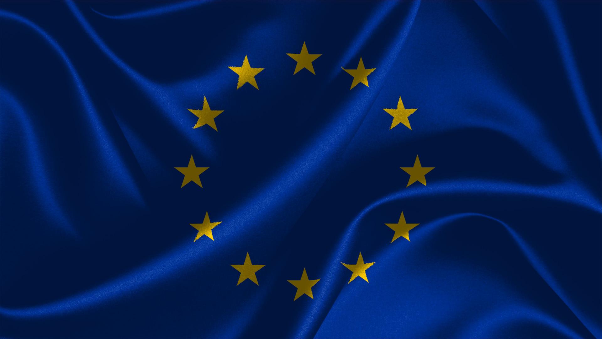 Europaflagge Bild