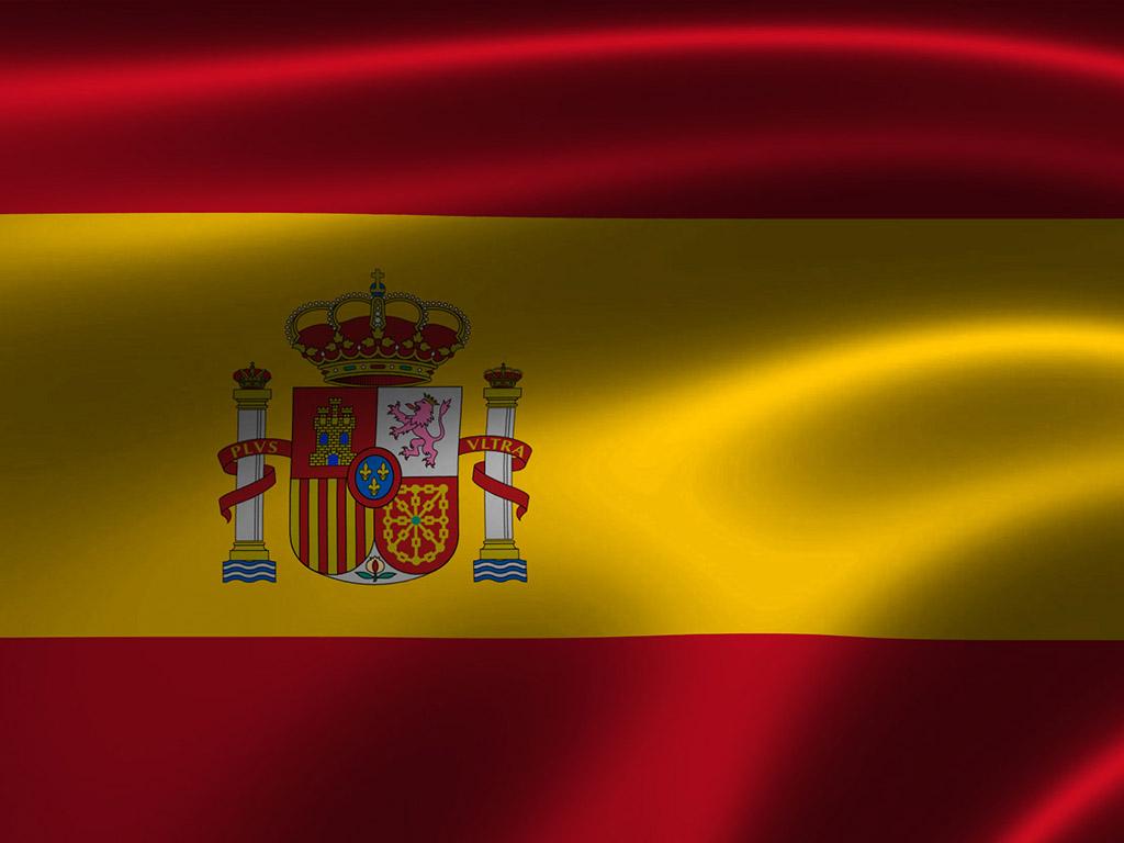 Flagge Spaniens 016 - Hintergrundbild