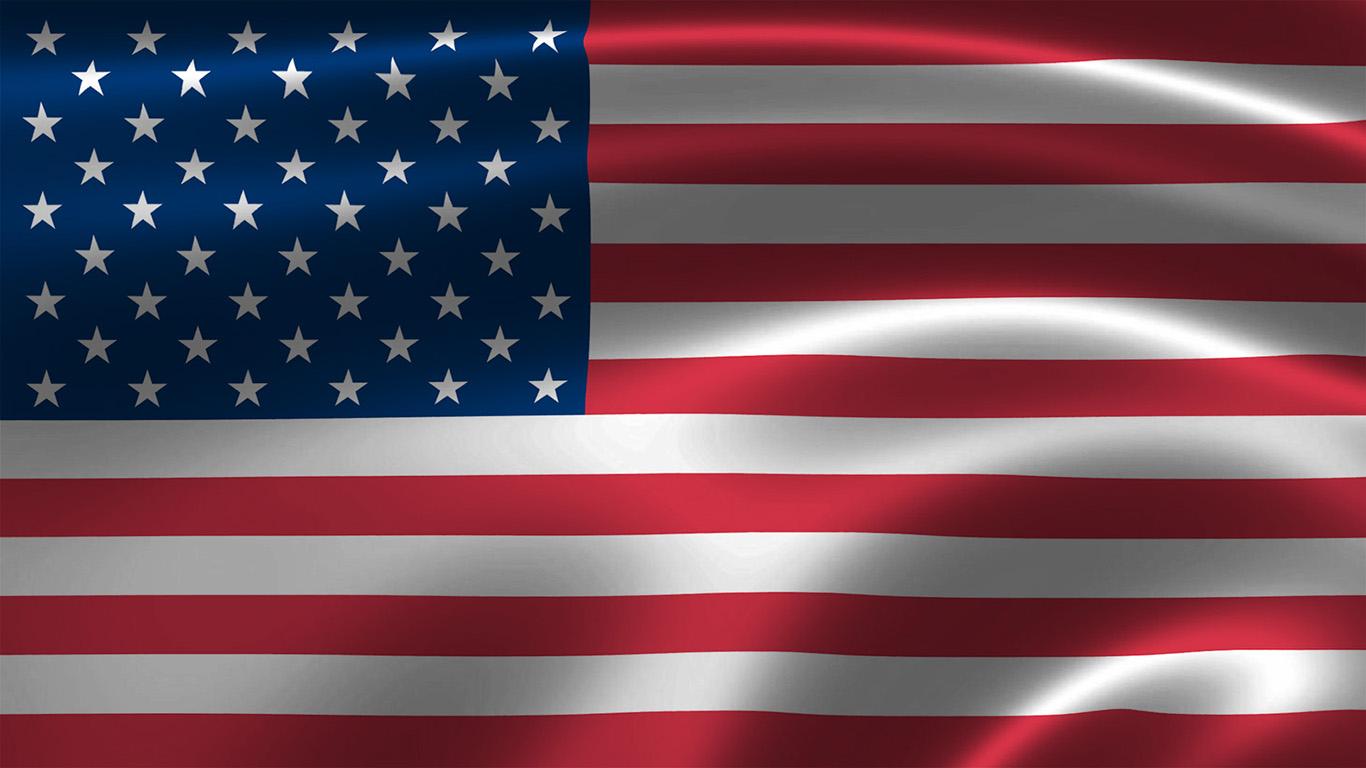 Schöne Flaggen
