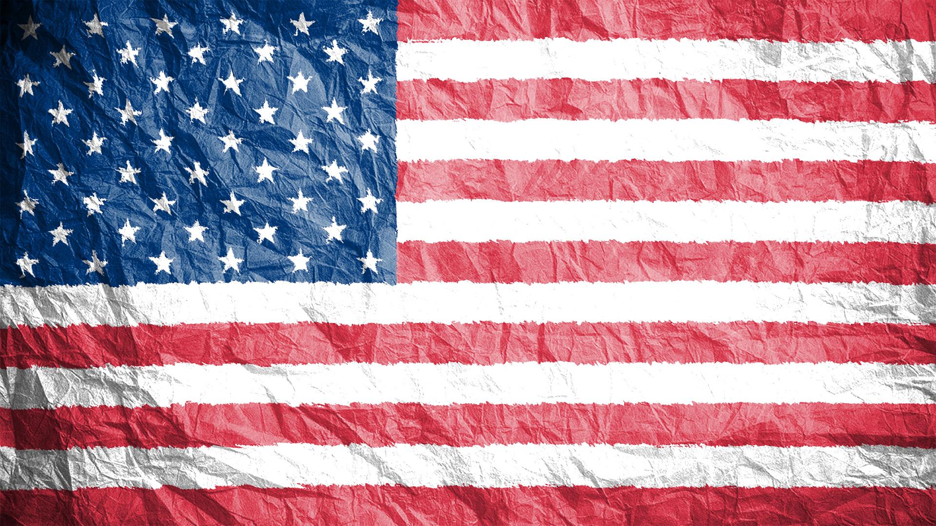 Flagge der Vereinigten Staaten 017  Hintergrundbild