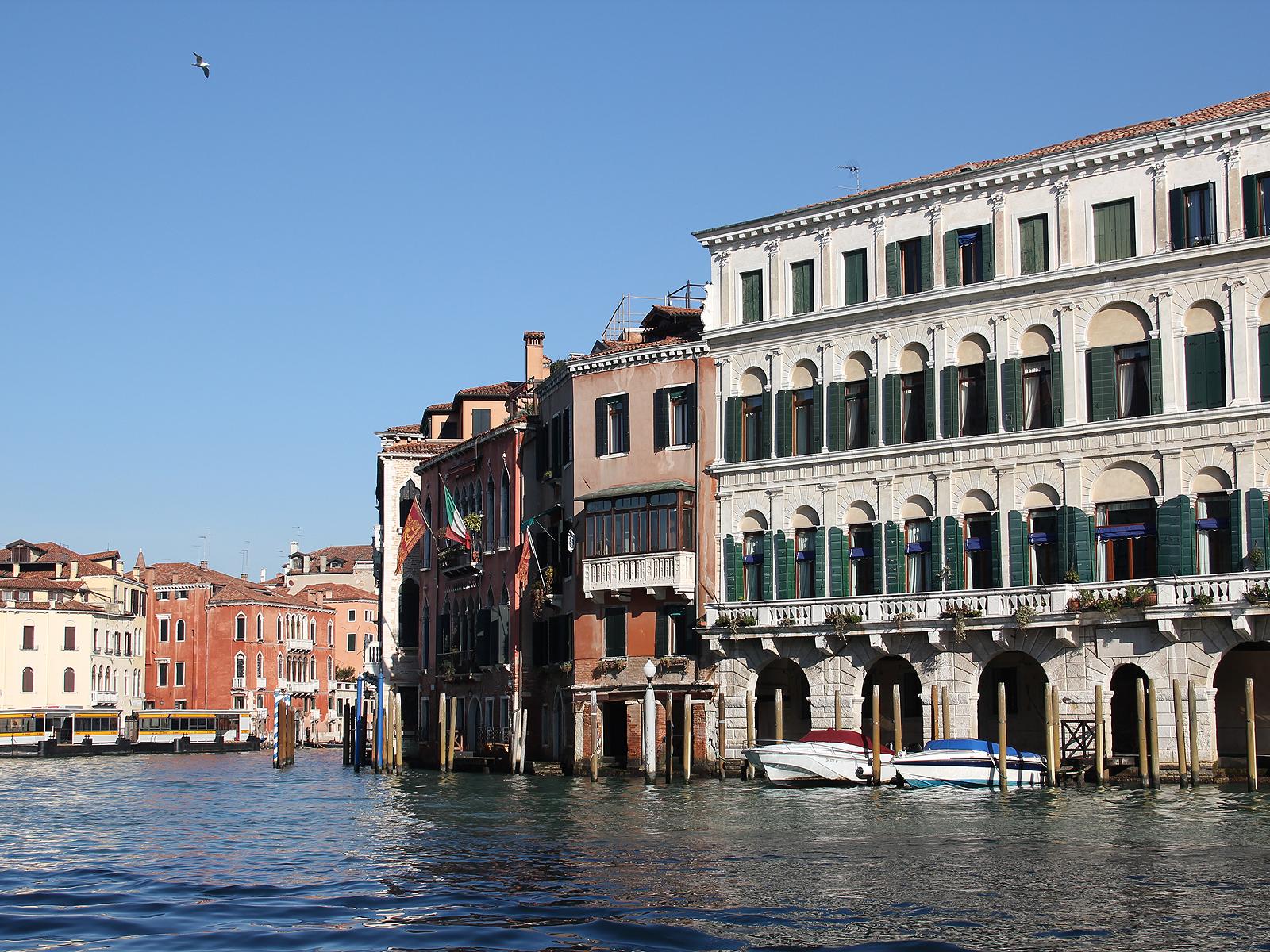 Venedig Englisch