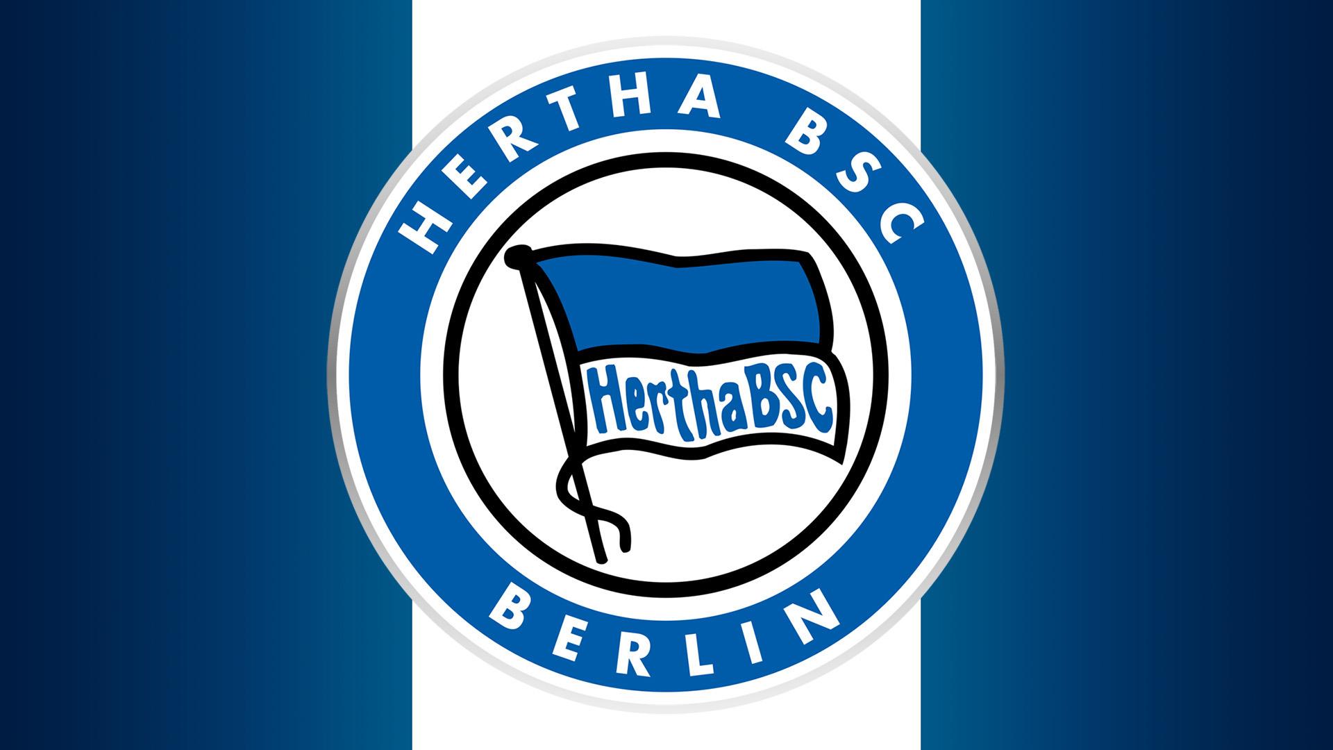 Hertha Flagge