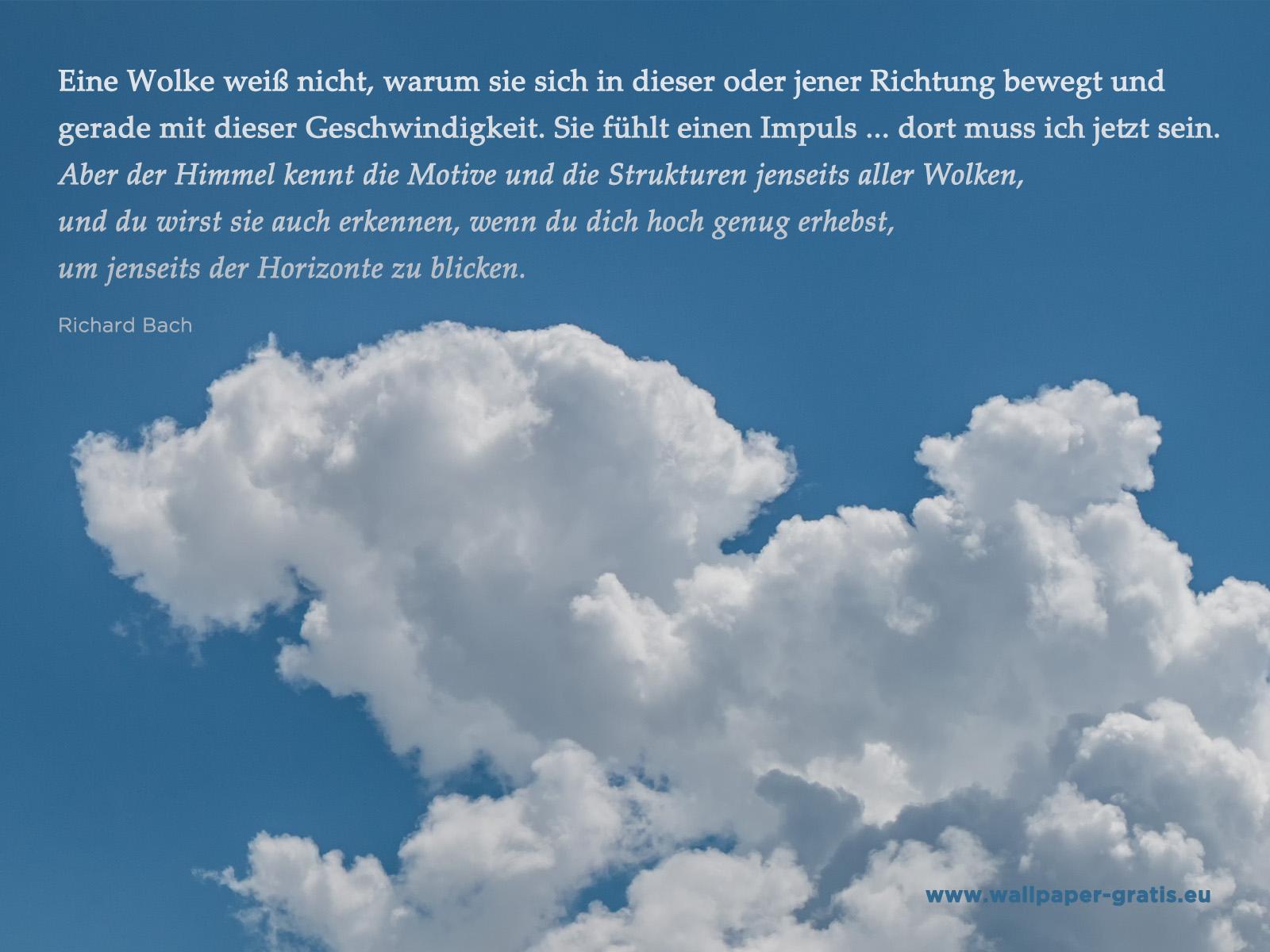 Wolken Englisch