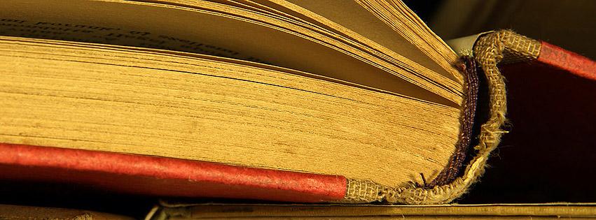 Régi könyvek - Facebook borítókép