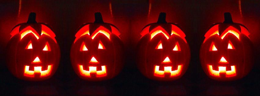 Halloween - Facebook borítókép