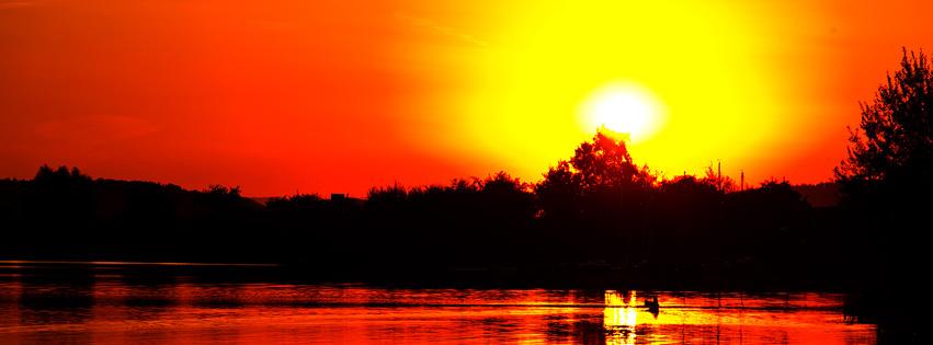 Sonnenuntergang Facebook Titelbilder Fr Dich