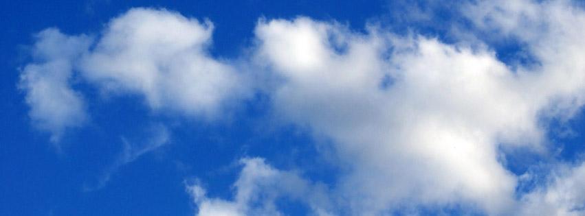 Wolken - Facebook Titelbilder für dich!