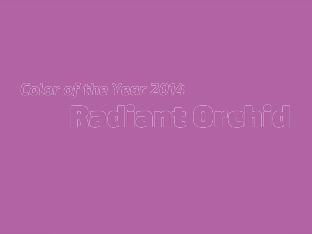 Radiant Orchid 001