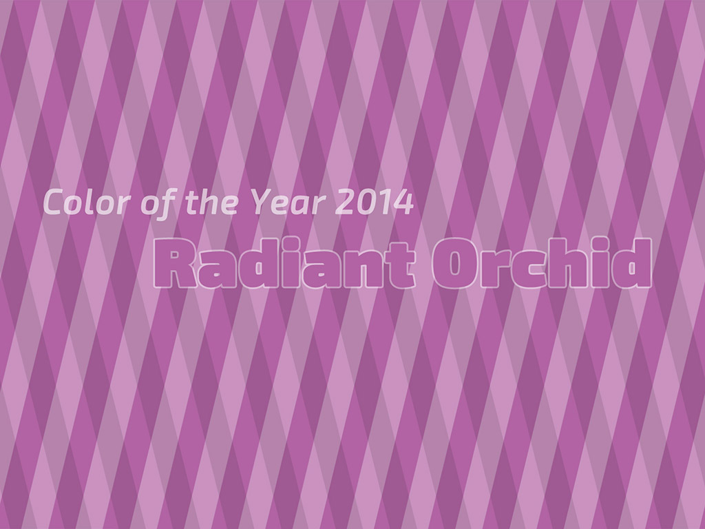 Radiant Orchid 002