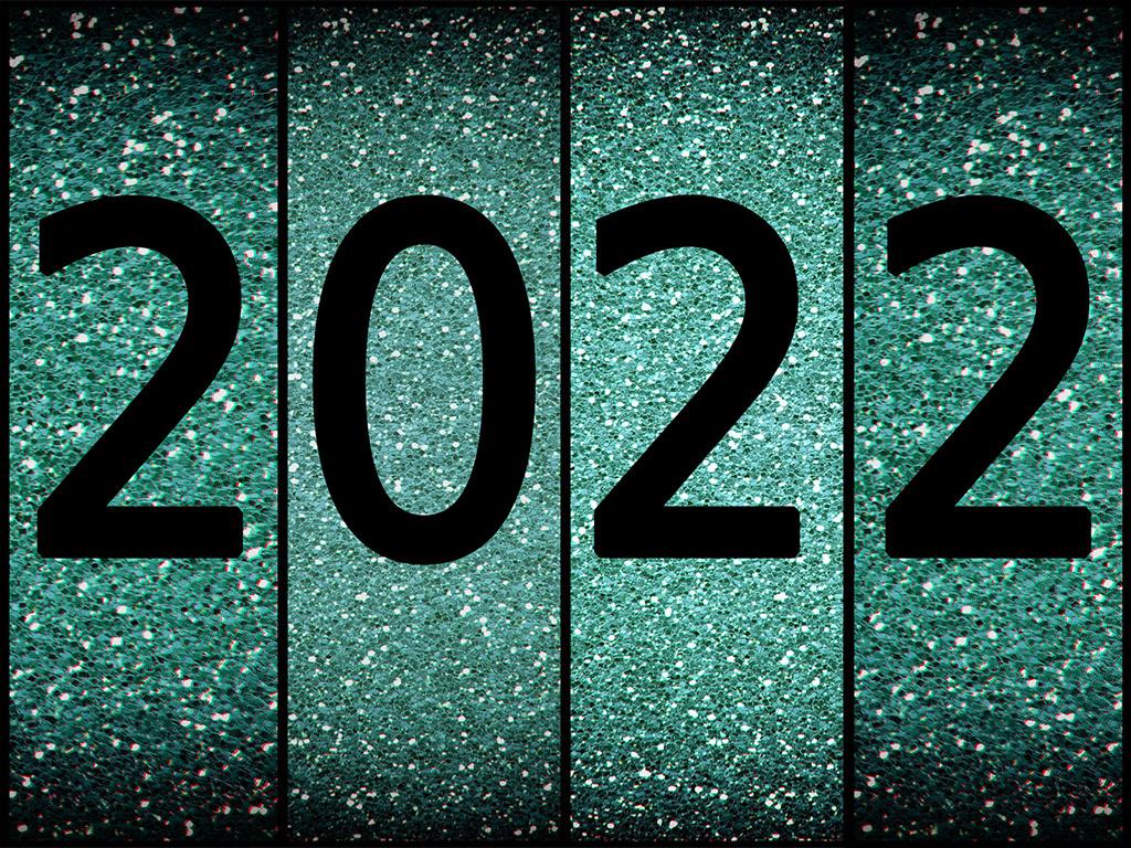 Jahreszahl 2022