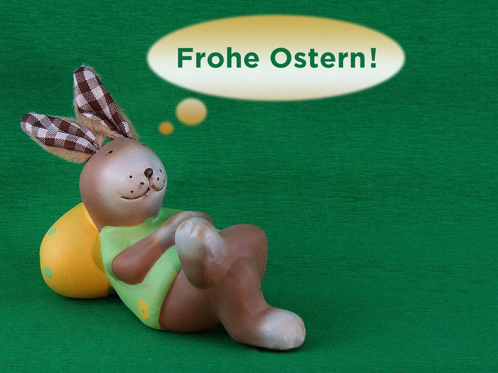 Osterhase frohe ostern ostern hintergr nde f r desktop for Lustige bilder zu ostern