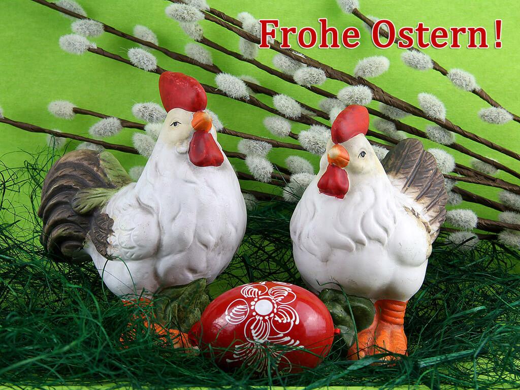 Frohe Ostern Bilder Kostenlos