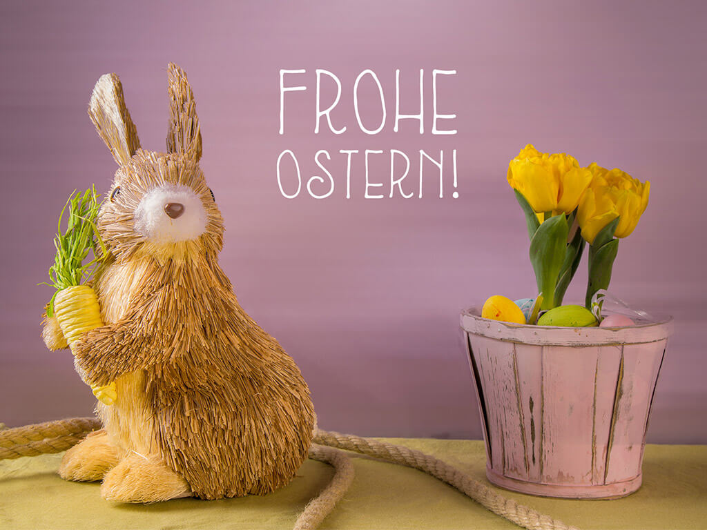 Frohe Ostern! #001