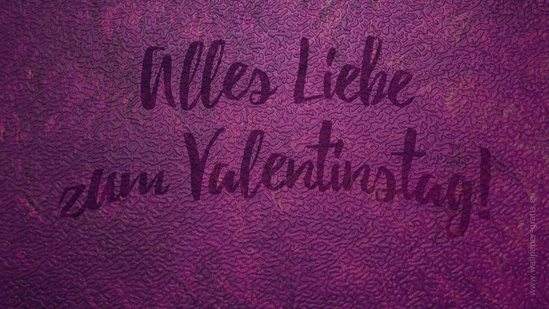 Alles Liebe Zum Valentinstag Hintergrundbilder