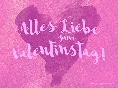Fesselnd Valentinstag