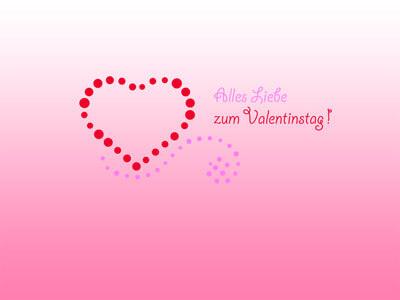 Alles Liebe Zum Valentinstag!   Ich Liebe Dich!