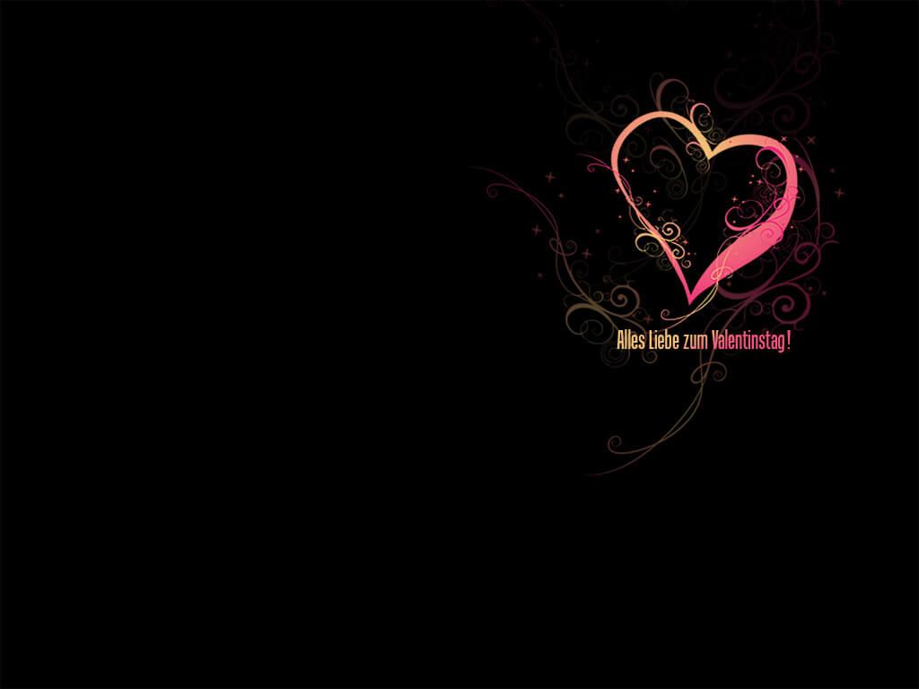 Alles Liebe Zum Valentinstag Hintergrundbilder Kostenlos