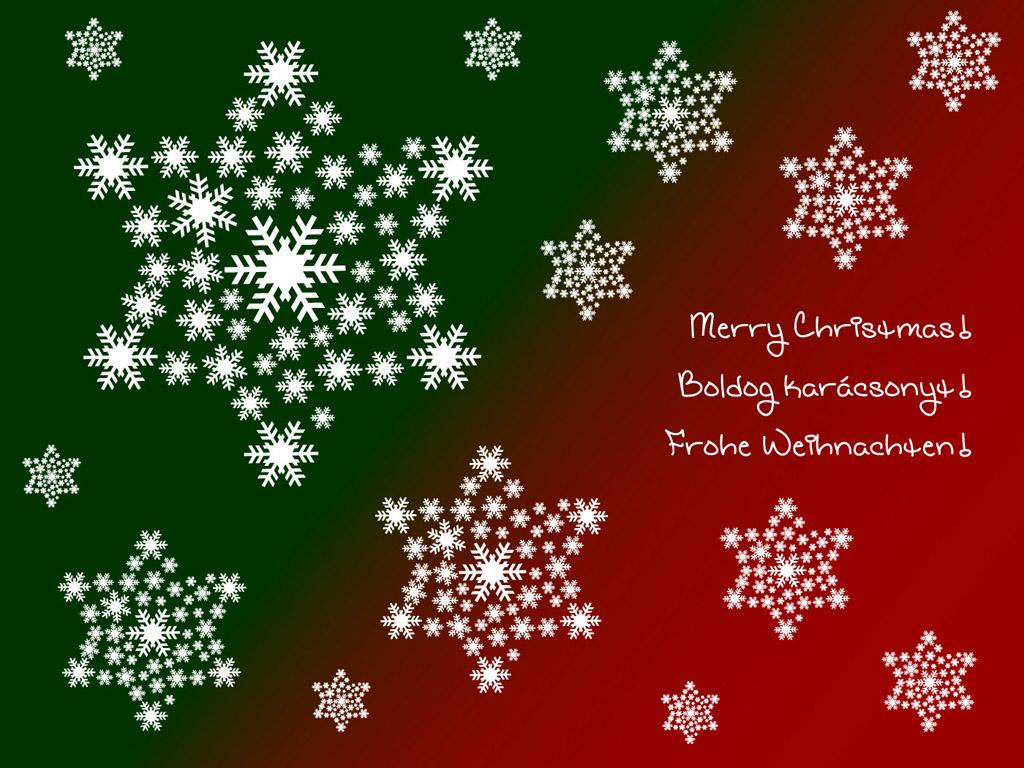 Frohe weihnachten merry christmas hintergrundbilder for Merry christmas bilder