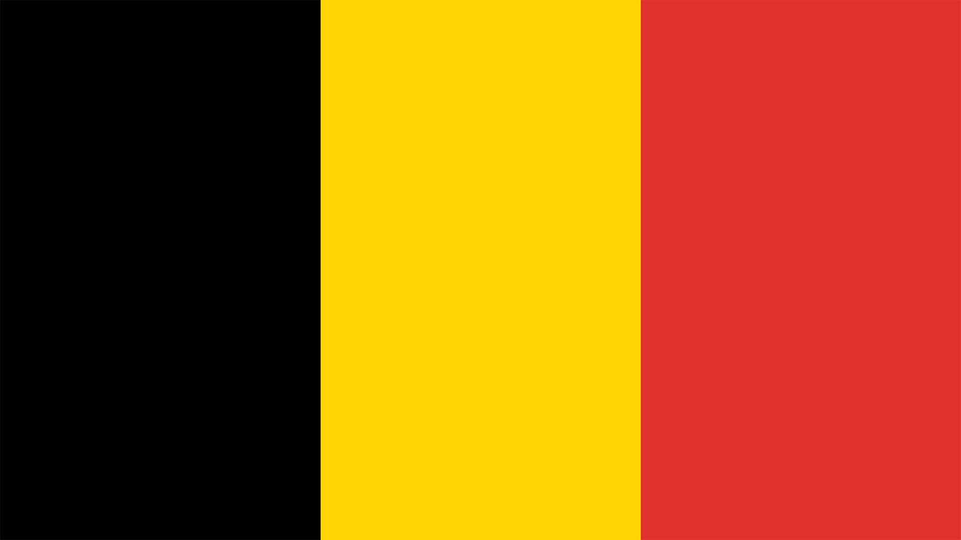 Flagge Belgiens Hintergrundbilder