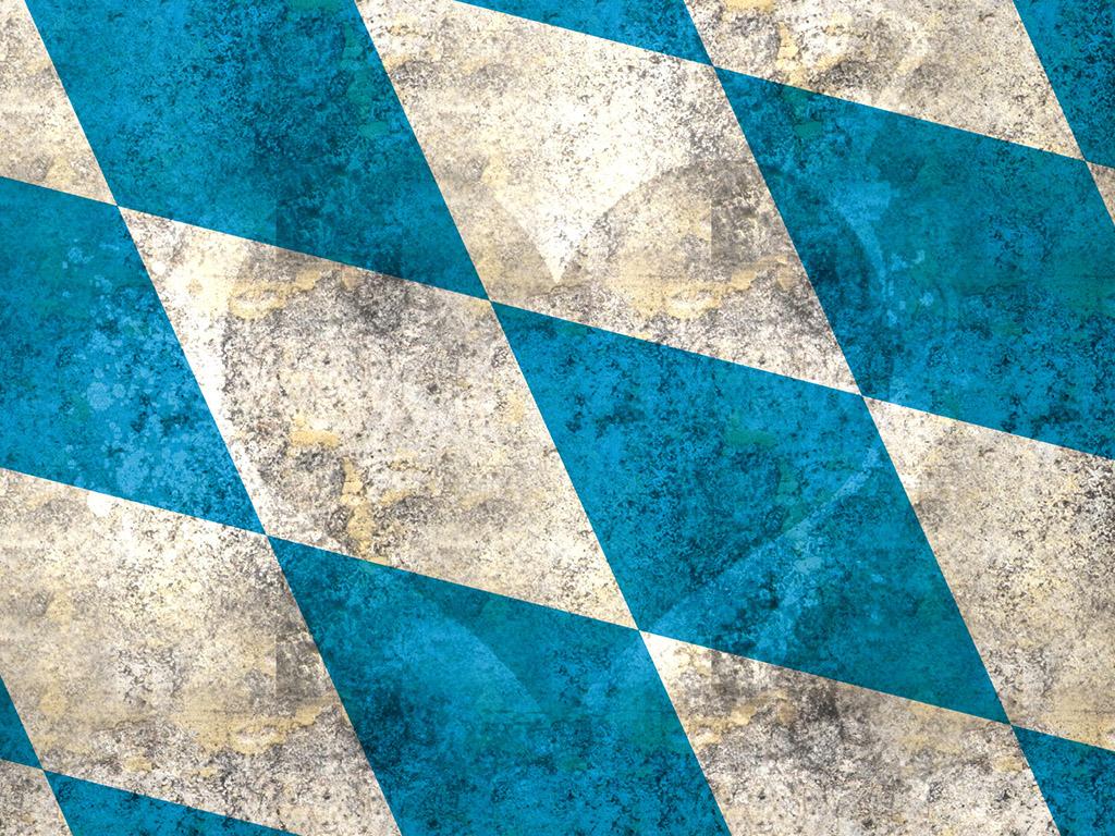 Bayerische Flagge Wallpaper