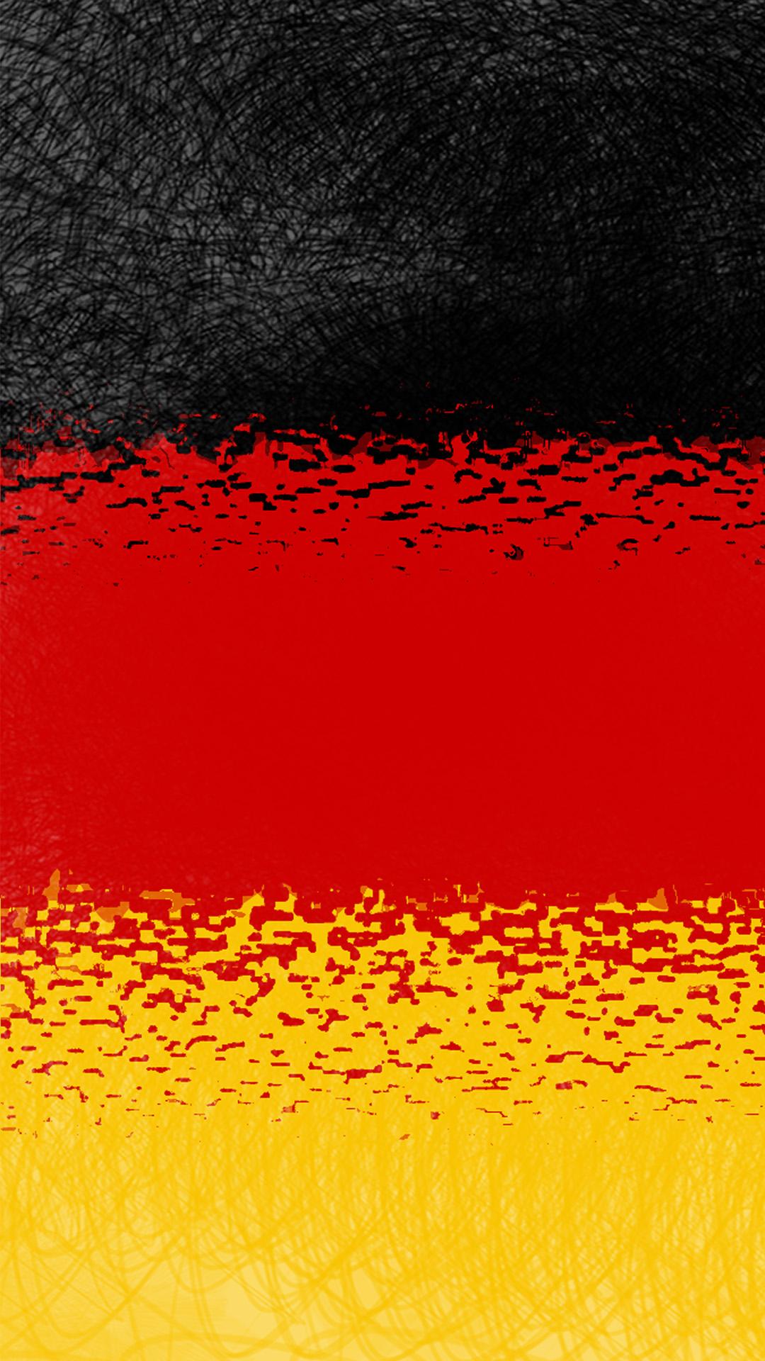 Deutsche Flagge - Handy Bilder