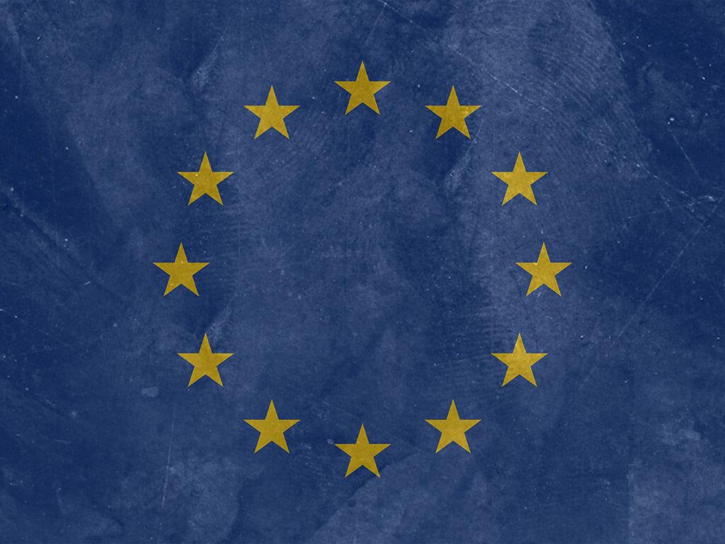 Die Europaflagge
