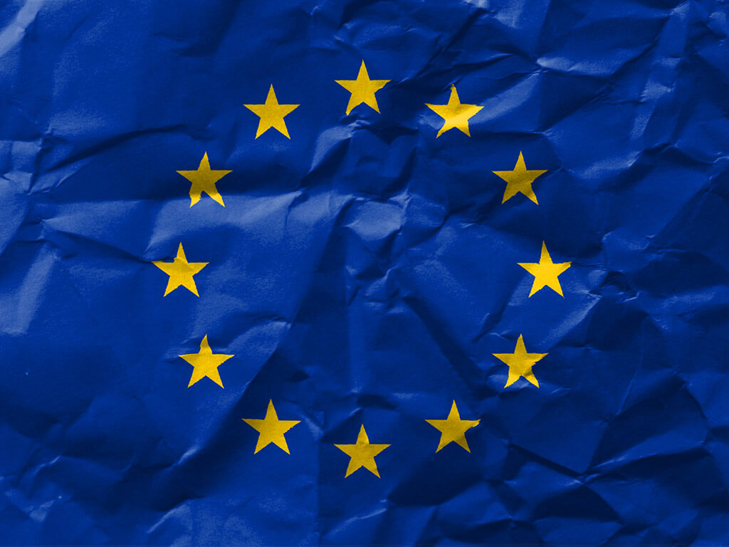 Sterne Eu Flagge