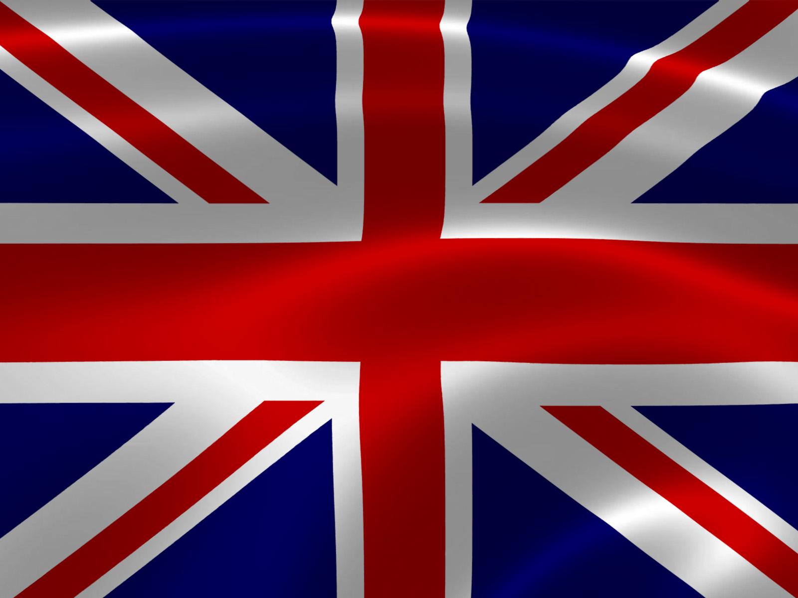Britische Flagge  Hintergrundbilder