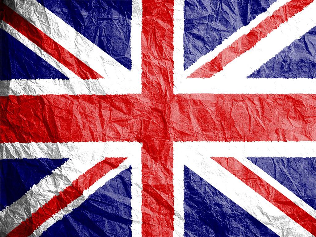Britische Flagge 017 Hintergrundbild