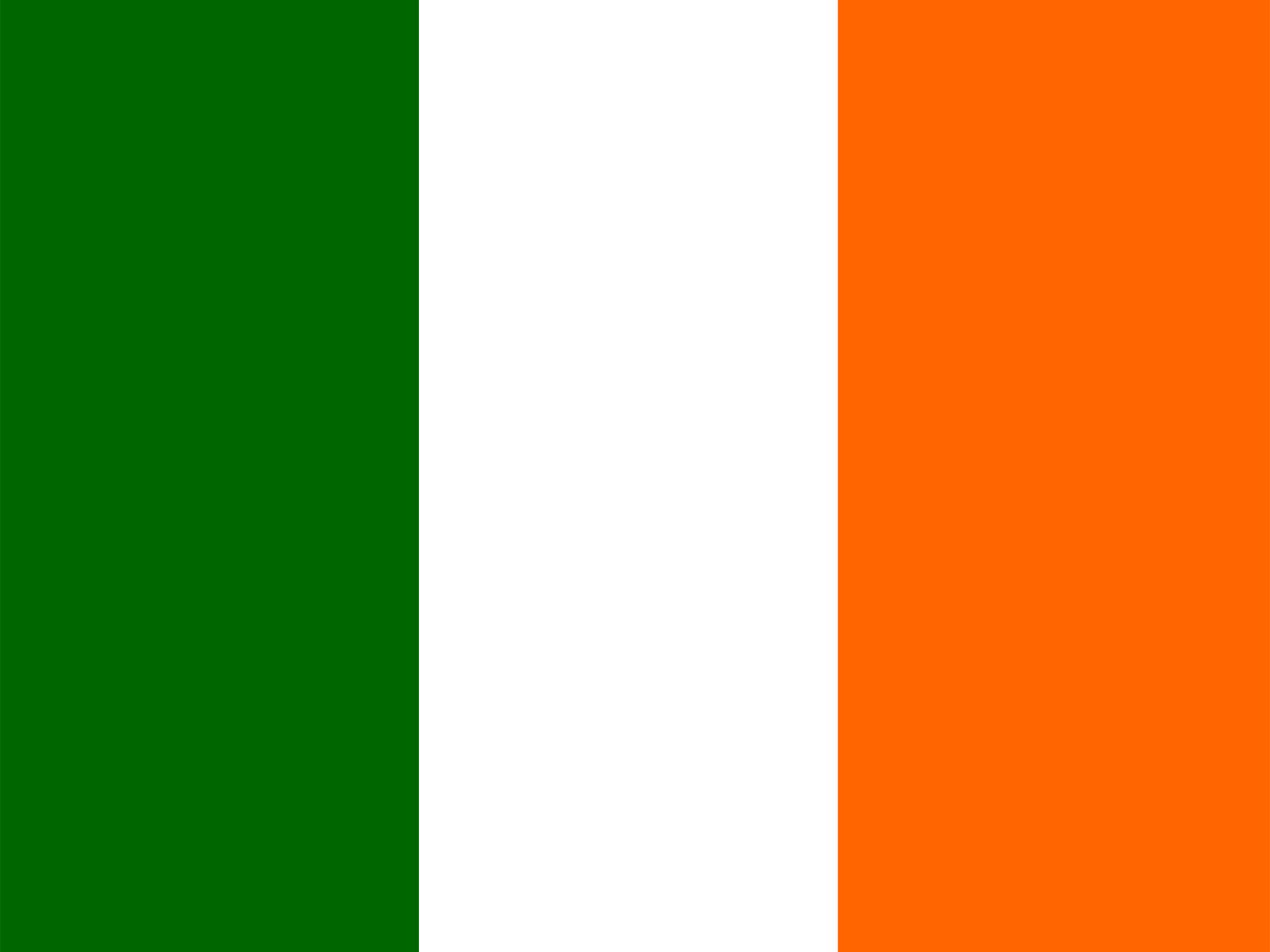 Flagge Irland Hintergrundbilder