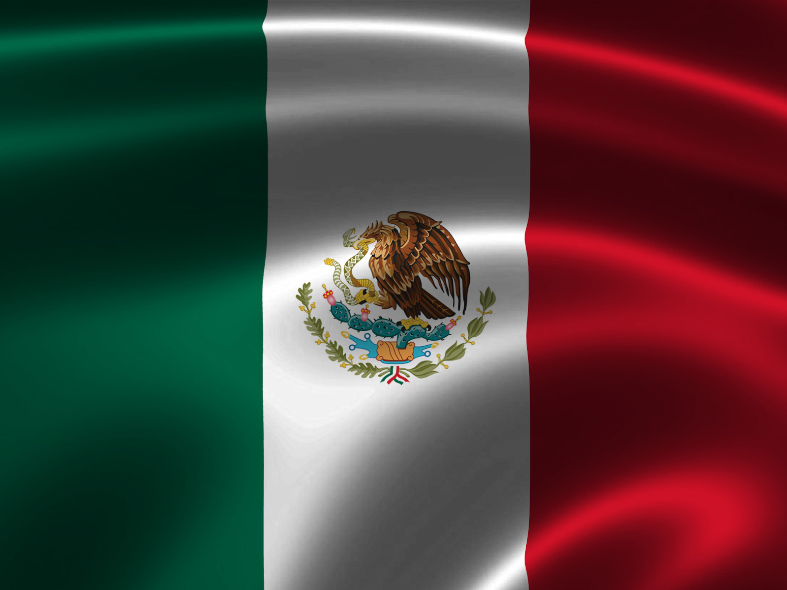 Flaggen Mexiko