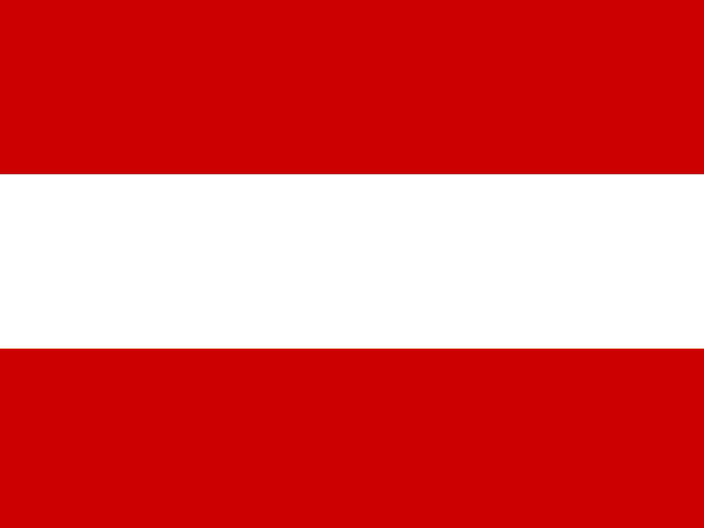 Weiß Rote Flagge