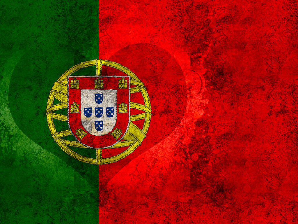 portugal flagge 004 hintergrundbild. Black Bedroom Furniture Sets. Home Design Ideas