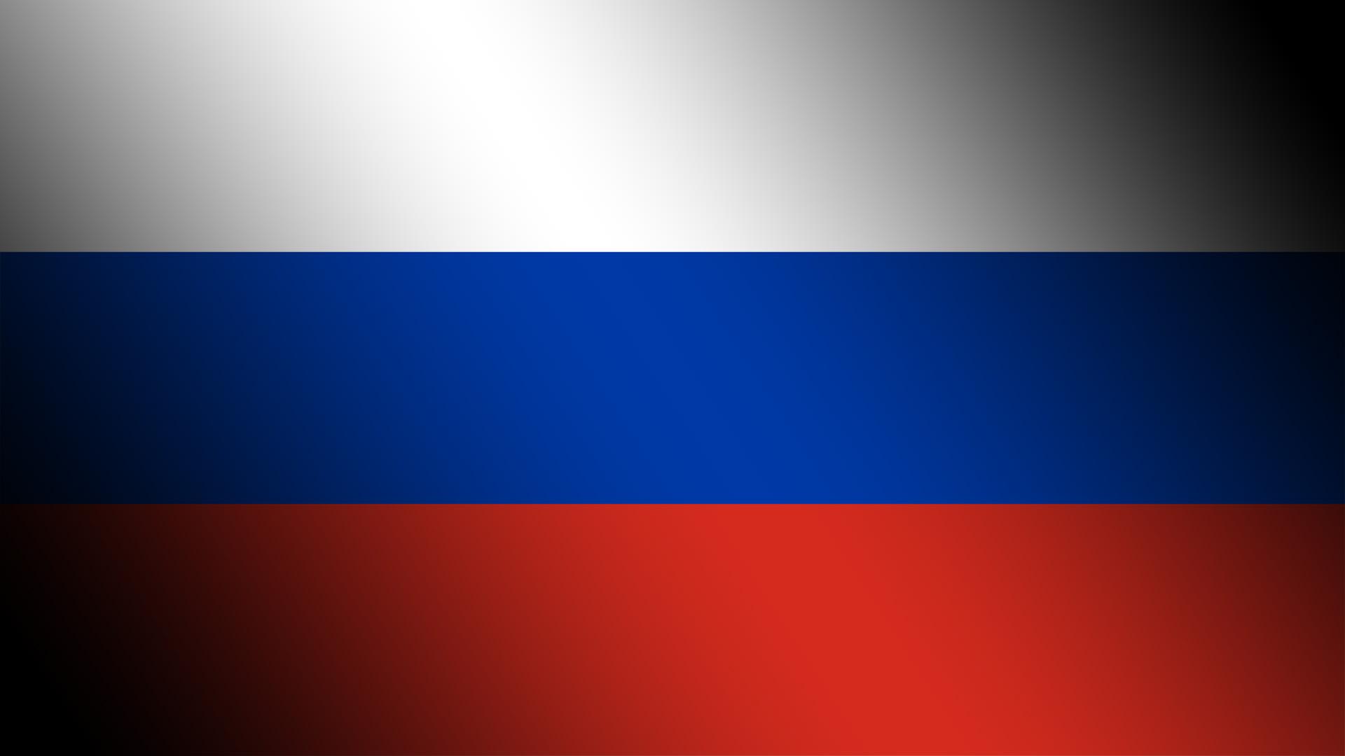 Russen Flagge