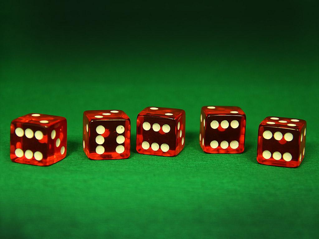 Würfel Glücksspiel