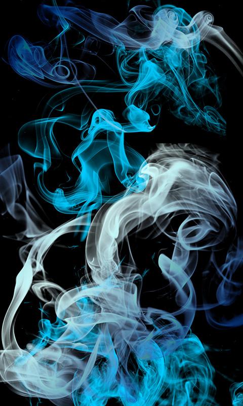 Bunter Rauch015 Kostenloses Handy Hintergrundbild