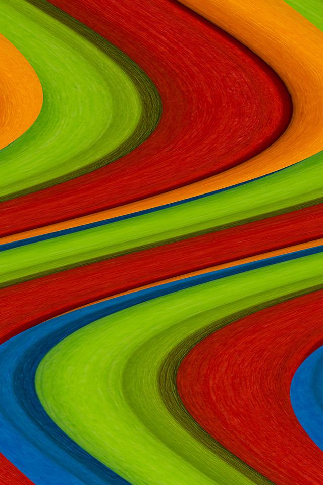 Orange-Rot-Grün-Blau009 - Kostenloses Handy Hintergrundbild