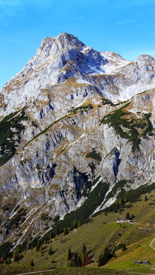 Berg002 - Kostenloses Handy Hintergrundbild