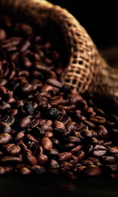 Kaffee 003 handy hintergrundbild