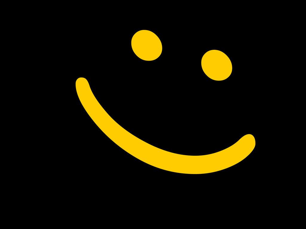 Hd Smiley Face Wallpaper: Kostenloses Hintergrundbild