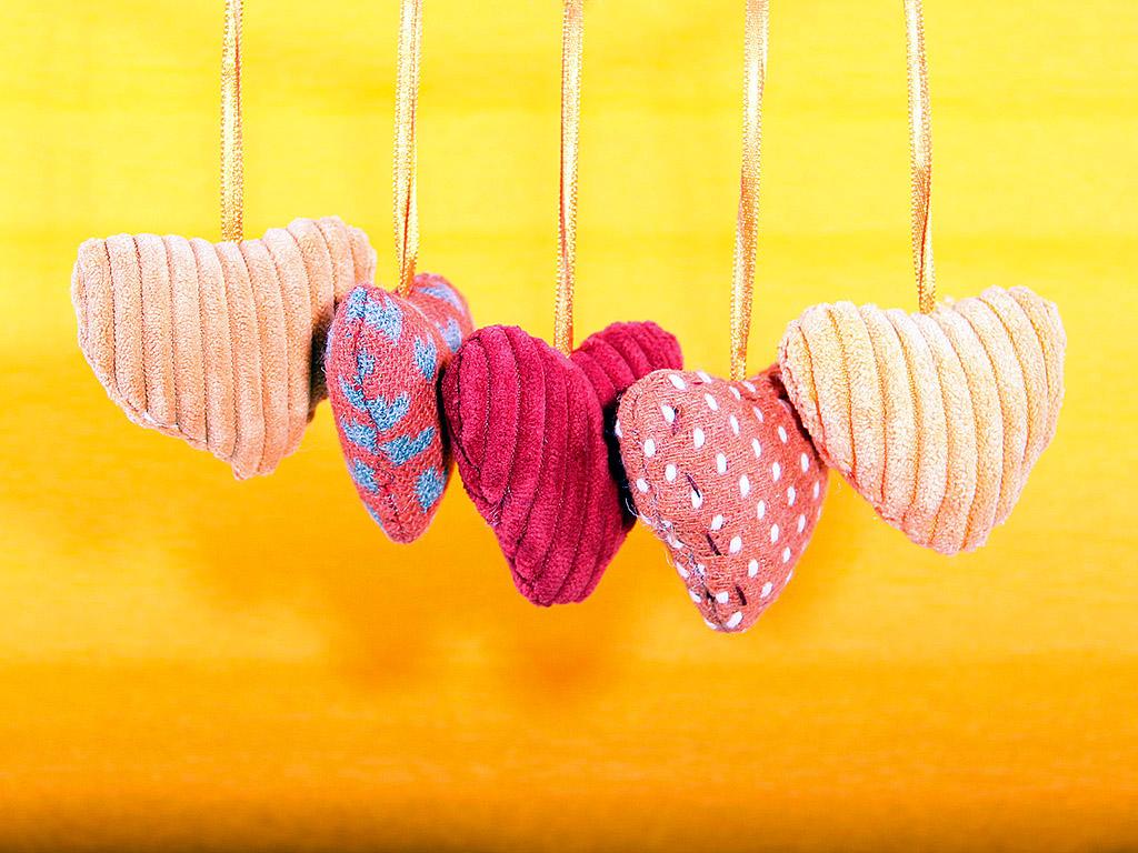 Szívek - Valentin-nap