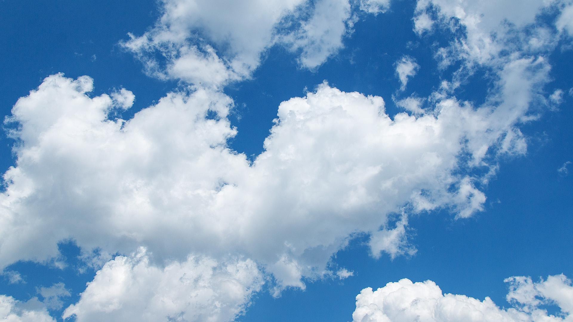Wolken am himmel himmel mit wolken himmel № 31574