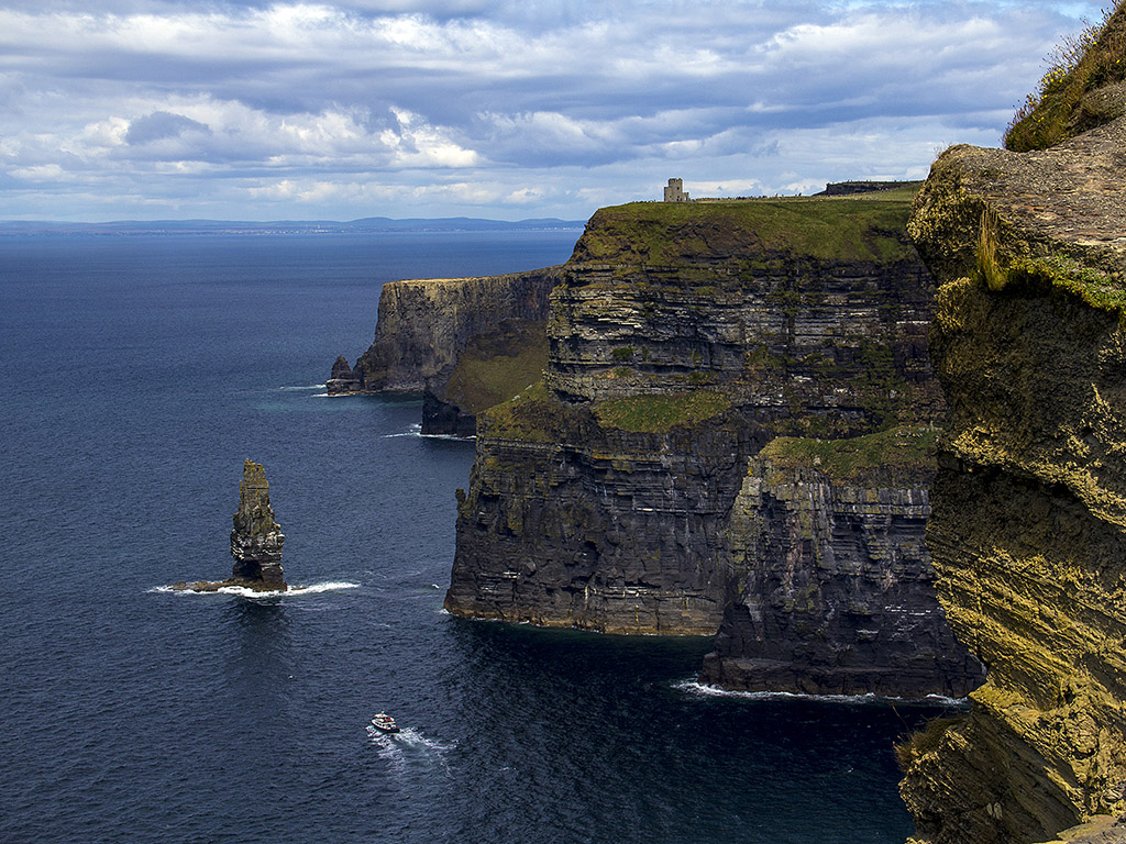 Irland, Cliffs of Moher