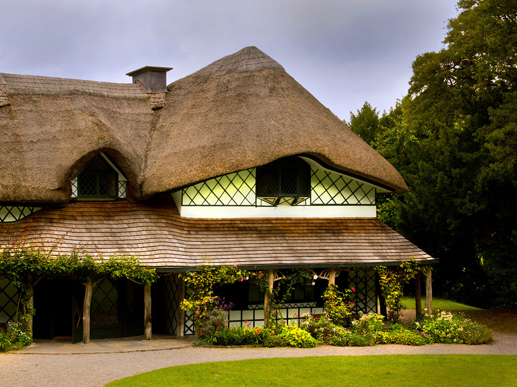 Irland, Cahir, Swiss Cottage 003