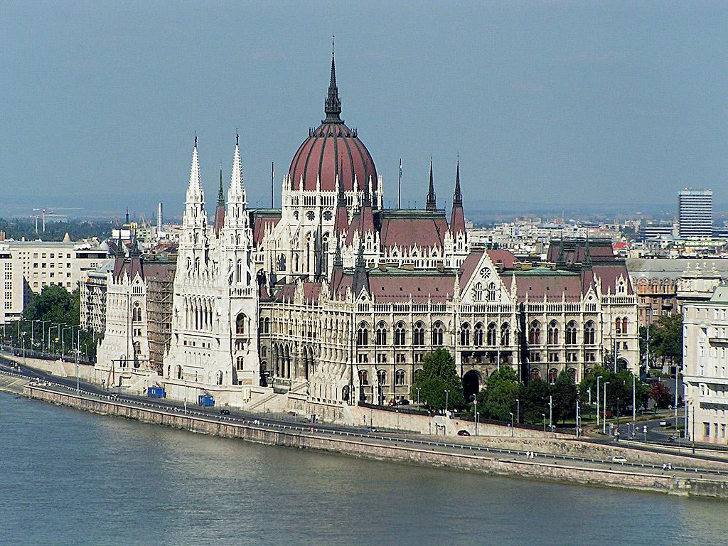 Budapest Ungarn Reise Urlaub Hintergrundbilder