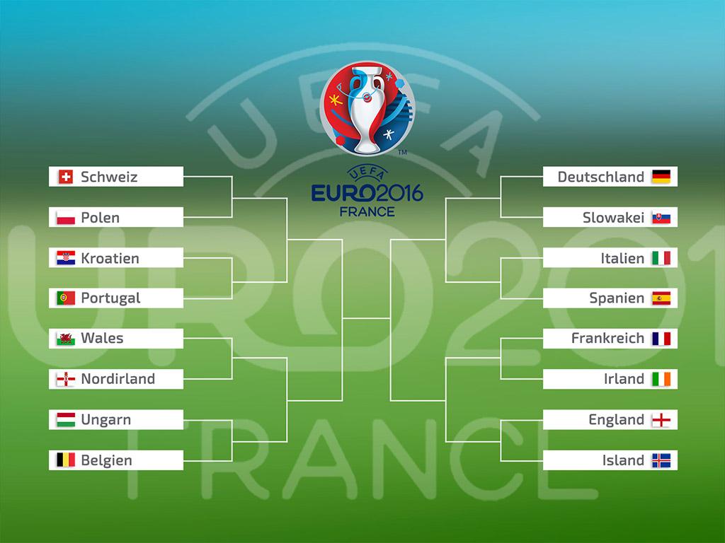 EURO2016 - Spielplan 001 - Hintergrundbild