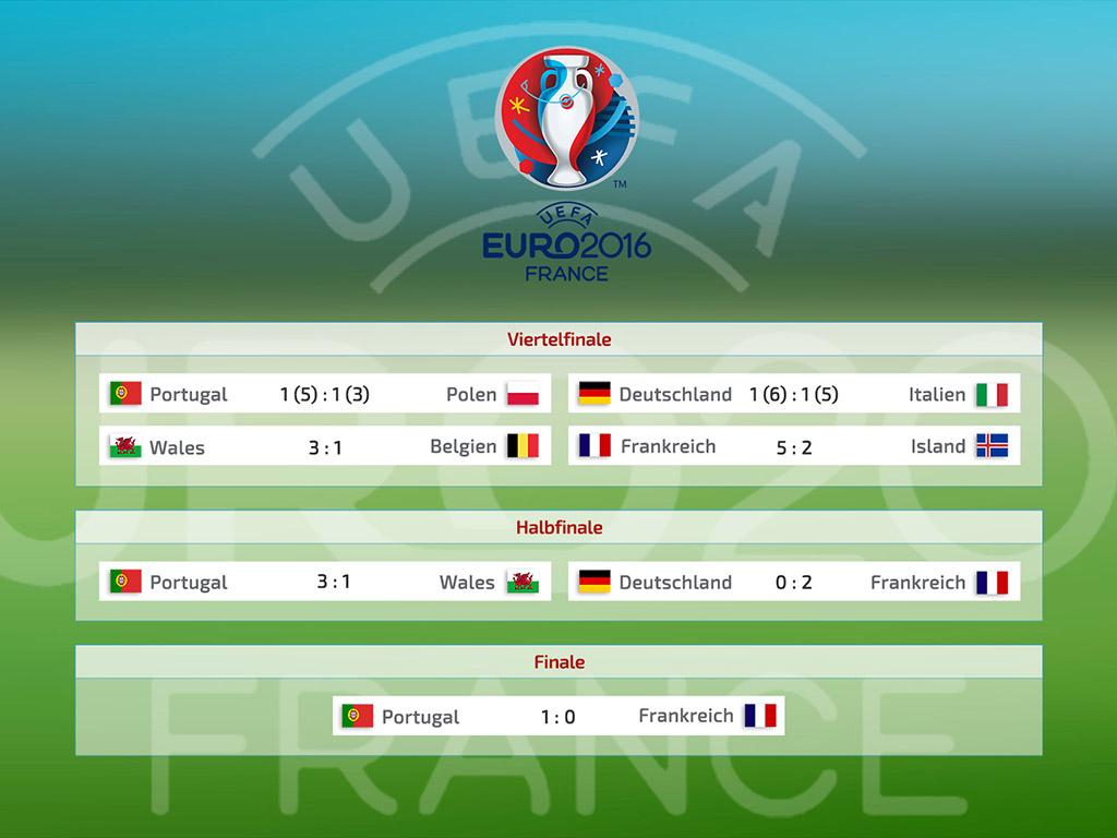 EURO2016 - Spielplan 011 - Hintergrundbild